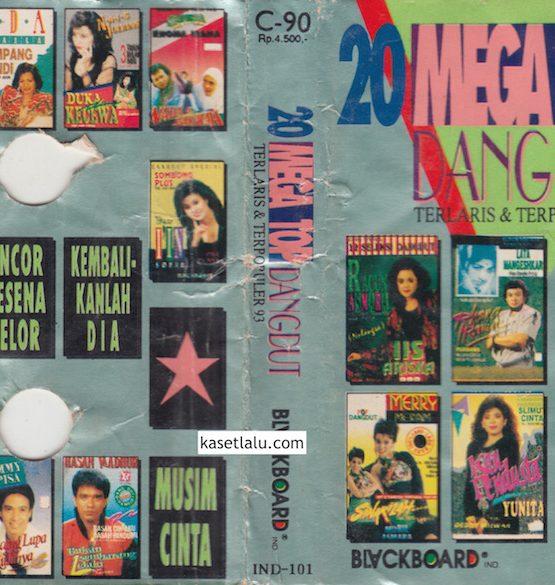 20 MEGA TOP DANGDUT TERLARIS & TERPOPULER 93