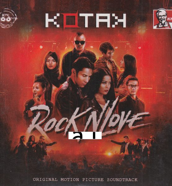 CD - KOTAK - ROCK N LOVE