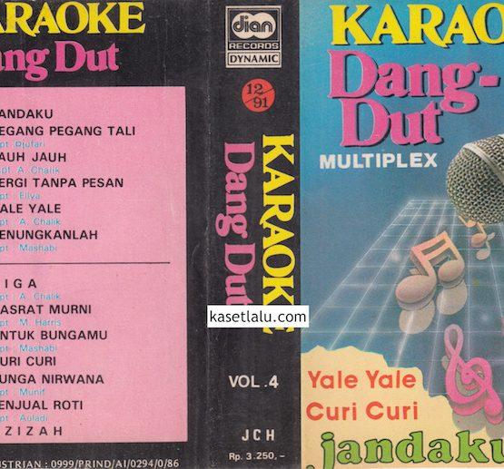KARAOKE DANGDUT MULTIPLEX VOL. 4