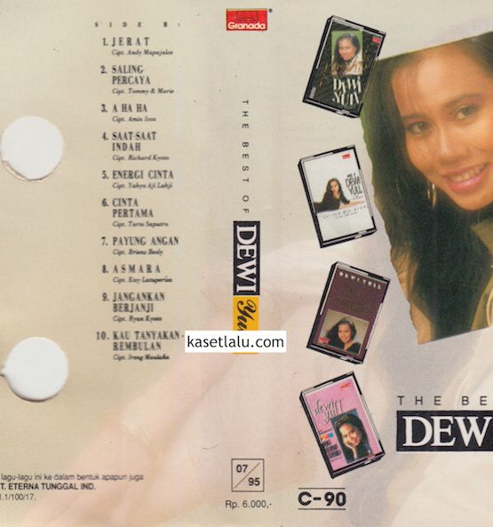 DEWI YULL - THE BEST OF