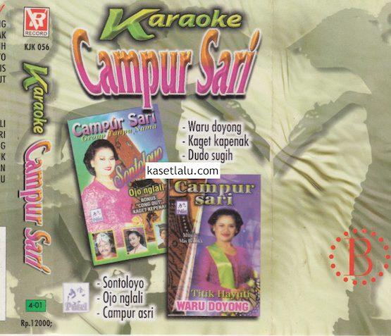 KARAOKE CAMPUR SARI - WARU DOYONG