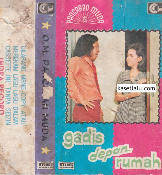 O.M PANCARAN MUDA - GADIS DEPAN RUMAH (COVER LENGKET)