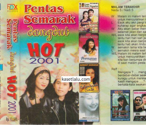 PENTAS SEMARAK DANGDUT HOT 2001