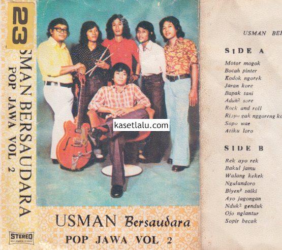 USMAN BERSAUDARA - POP JAWA VOL. 2 (BAJAKAN)