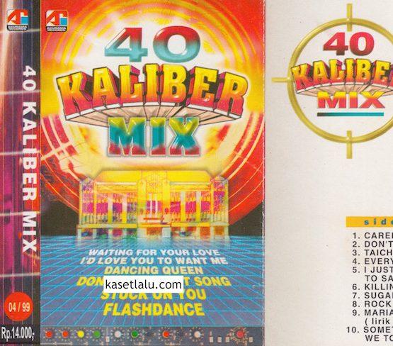 40 KALIBER MIX