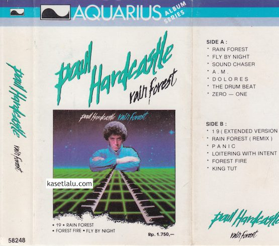AQUARIUS 58248 - PAUL HARDCASTLE - VAIR FOREST