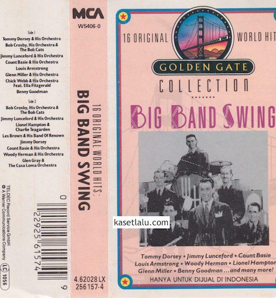 BIG BAND SWING - 16 ORIGINAL WORLD HITS