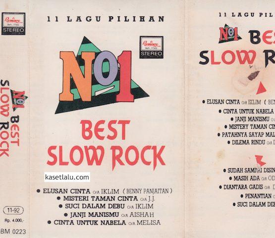 BM 0223 - 11 LAGU PILIHAN NO 1 BEST SLOW ROCK
