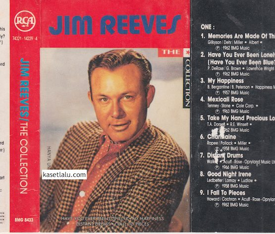 BMG 8433 - JIM REEVES - THE COLLECTION