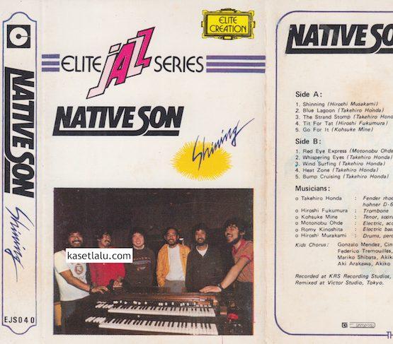 EJS 040 - ELITE JAZZ SERIES - NATIVE SON