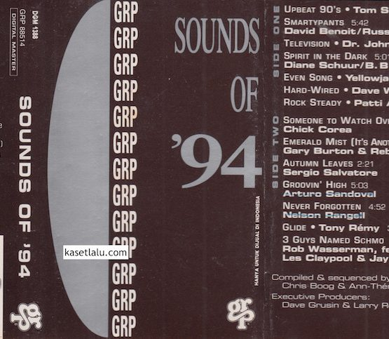 GRP 88514 - SOUNDS OF '94