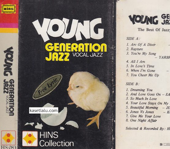 HS 083 - YOUNG GENERATION JAZZ - VOCAL JAZZ