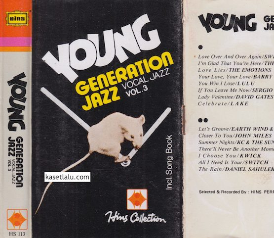 HS 113 - YOUNG GENERATION JAZZ - VOCAL JAZZ VOL. 3