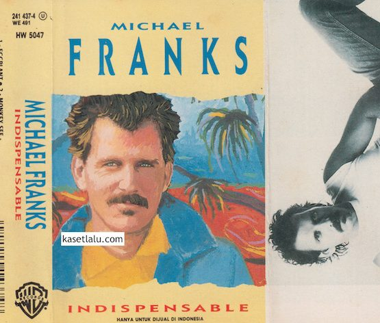 HW 5047 - MICHAEL FRANKS - INDISPENSABLE