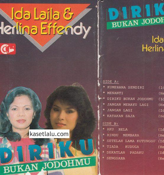 IDA LAILA & HERLINA EFFENDY - DIRIKU BUKAN JODOHMU