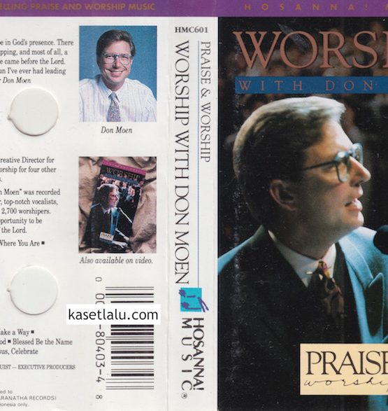 PRAISE & WORSHIP WITH DON MOEN