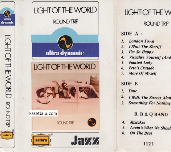 SATURA 1121 - ROUND TRIP - LIGHT OF THE WORLD