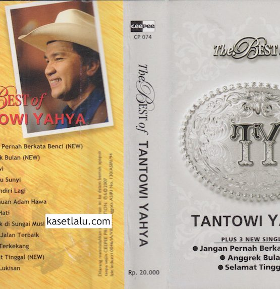 TANTOWI YAHYA - THE BEST OF