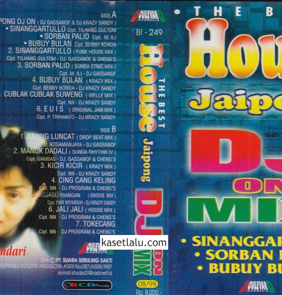 THE BEST HOUSE JAIPONG DJ ON MIX - SINANGGARTULLO
