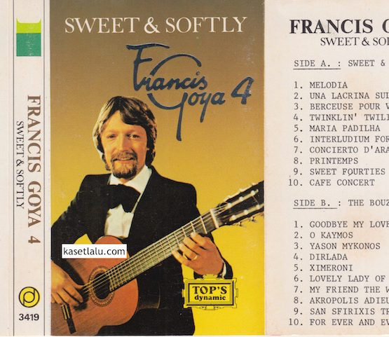 TOP'S 3419 - FRANCIS GOYA 4 - SWEET & SOFTLY