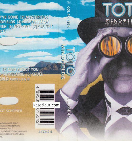 TOTO - MIND FIELDS