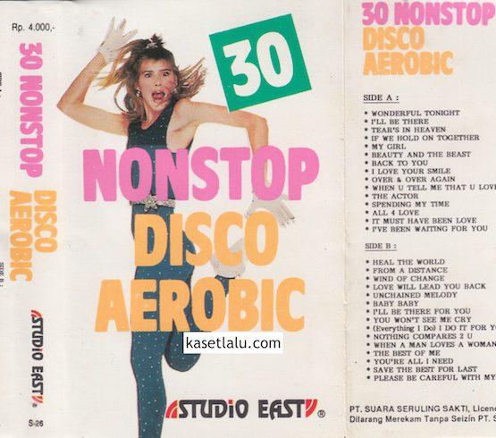 30 NONSTOP DISCO AEROBIC