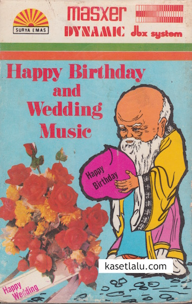 CHINESE SONG - HAPPY BIRTHDAY AND WEDDING MUSIC