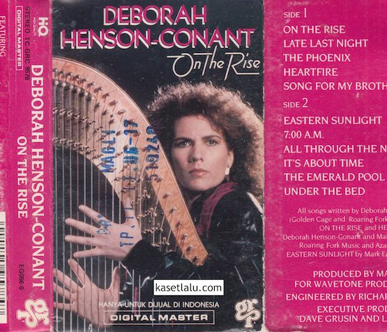 DEBORAH HENSON - CONANT ON THE RISE