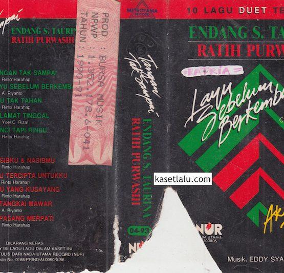 ENDANG S TAURINA & RATIH PURWASIH - LAYU SEBELUM BERKEMBANG (COVER JELEK)