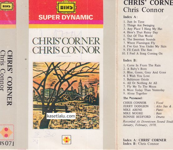 HS 071 - CHRIS CORNER - CHRIS CONNOR