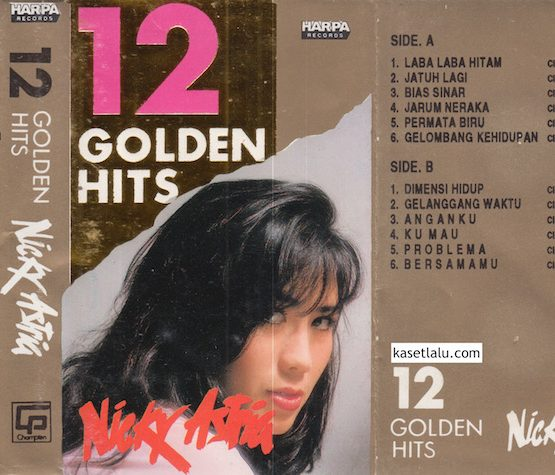 NICKY ASTRIA - 12 GOLDEN HITS