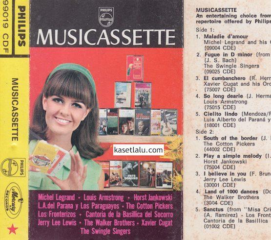 PHILIPS - MUSICASSETTE
