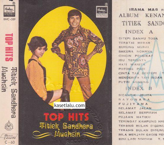 RMC-0389 - TITIEK SANDHORA & MUCHSIN - TOP HITS
