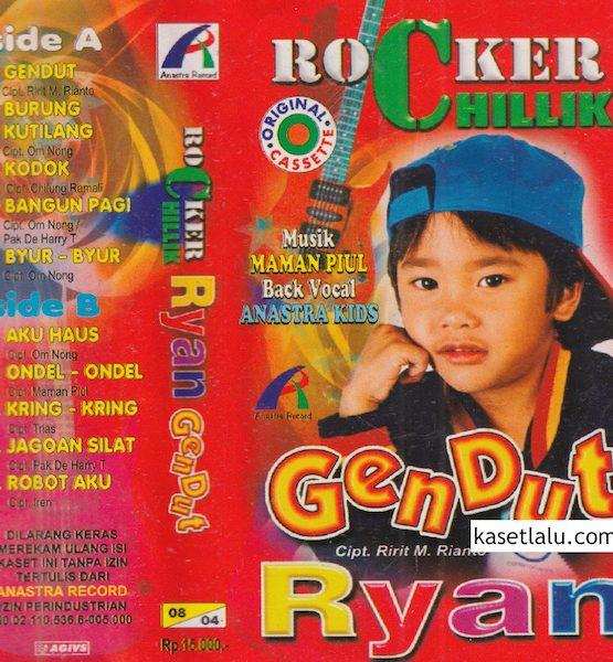 RYAN ROCKER CHILLIK - GENDUT (COVER LENGKET)