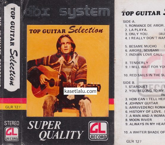 GLR 127 - FOR GUITAR SELECTION