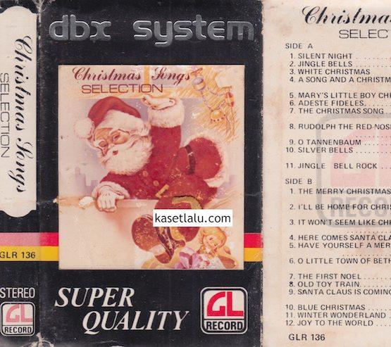 GLR 136 - CHRISTMAS SONGS SELECTION