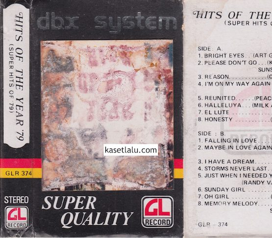 GLR 374 - HITS OF THE YEAR '79