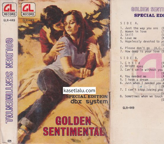 GLR 449 - GOLDEN SENTIMENTAL SPECIAL EDITION