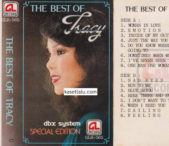 GLR 565 - THE BEST OF TRACY