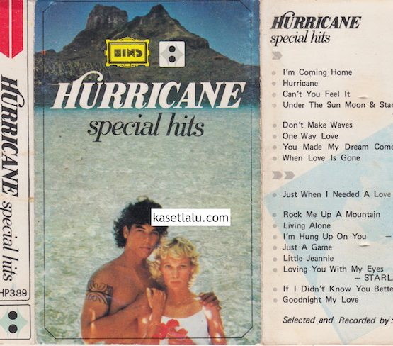 HP 389 - HURRICANE SPECIAL HITS