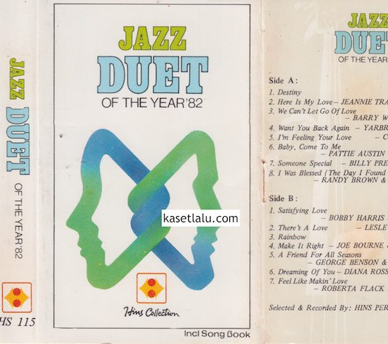 HS 115 - JAZZ DUET OF THE YEAR 82