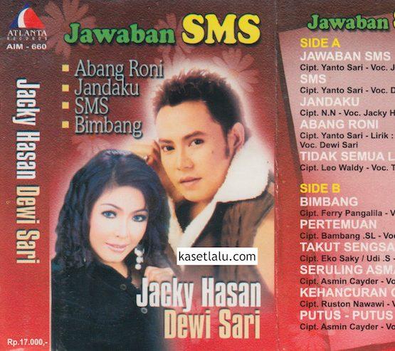 JACKY HASAN & DEWI SARI - JAWABAN SMS