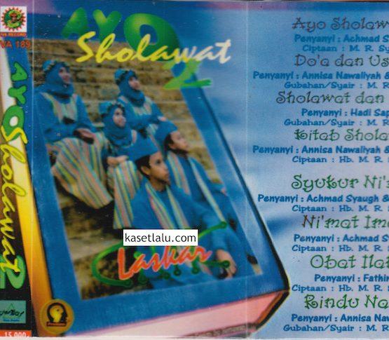 LASKAR CILIK - AYO SHOLAWAT 2