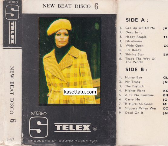 TELEX 157 - NEW BEAT DISCO 6