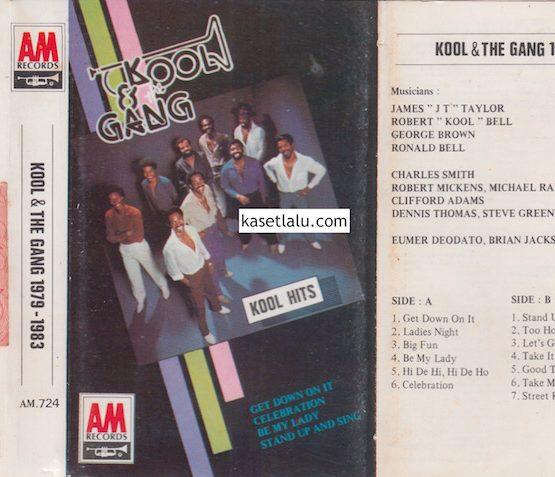AM 724 - KOOL & THE GANG 1979 - 1983