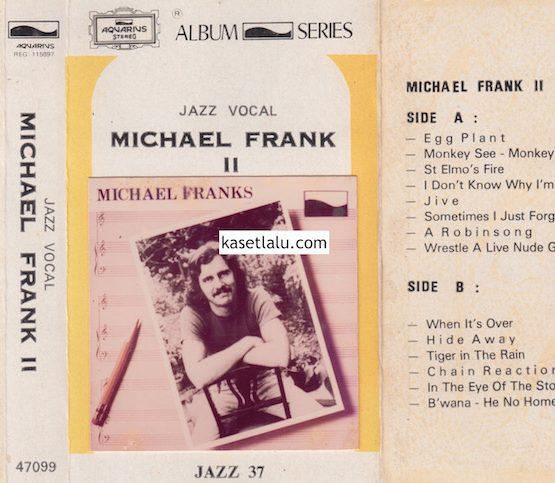 AQUARIUS 47099 - JAZZ 37 MICHAEL FRANK II - JAZZ VOCAL