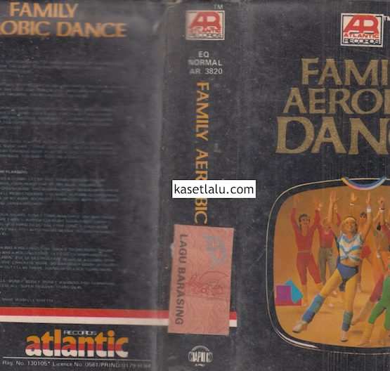 AR 3820 - FAMILY AEROBIC DANCE