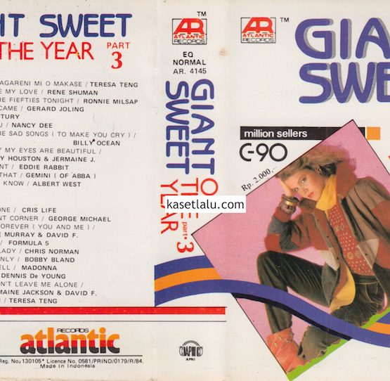AR 4145 - GIANT SWEET OF THE YEAR PART 3