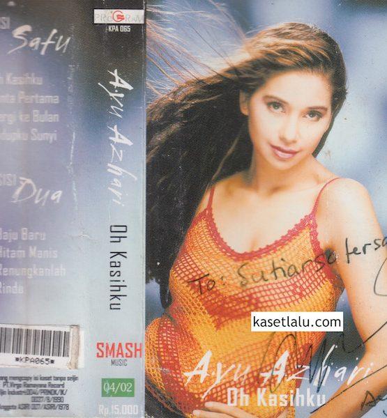 AYU AZHARI - OH KASIHKU (COVER LENGKET)