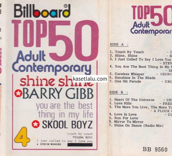 BILLBOARD BB 9560 - TOP 50 ADULT CONTEMPORARY 4